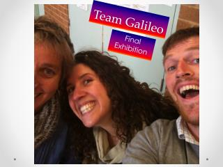 Team Galileo