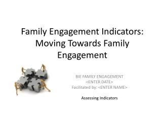 Family Engagement Indicators: Moving Towards Family Engagement