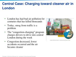 Central Case: Charging toward cleaner air in London