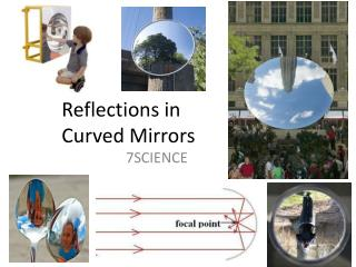 Reflections in  Curved Mirrors