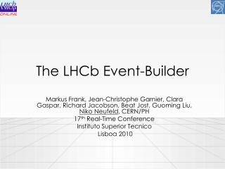 The  LHCb  Event-Builder
