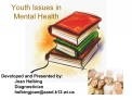 Youth Issues in Mental Health