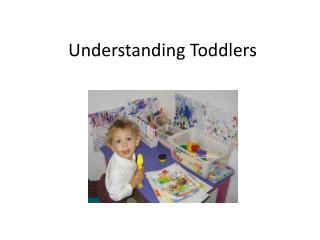 Understanding Toddlers