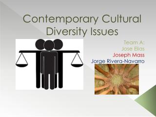 Contemporary Cultural Diversity Issues