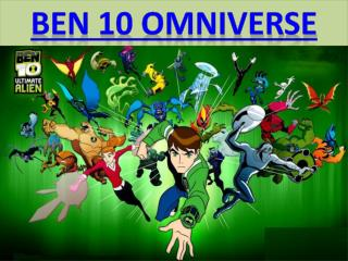 Find Ben 10 Omniverse Missions and Game Codes - Ben 10 Omniv