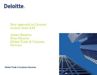 Global Trade & Customs Services