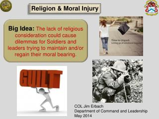Religion & Moral Injury