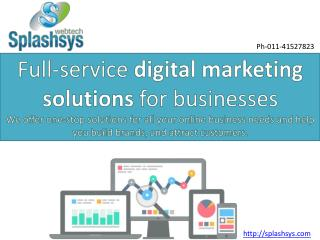 Online Marketing Services Company Delhi