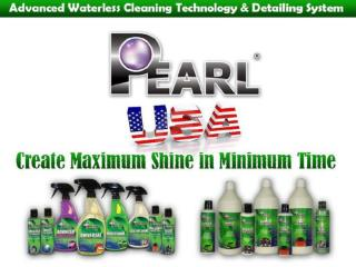 Pearl Now In USA