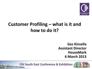 Customer Profiling – what is it and how to do it?