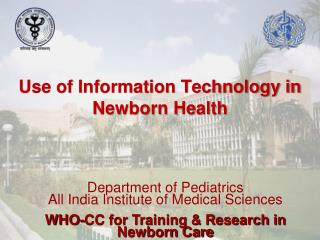 Use of Information Technology in Newborn Health
