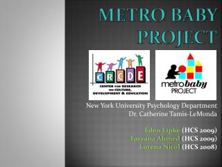METRO BABY PROJECT