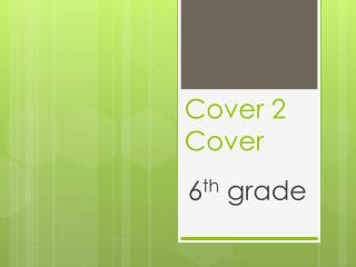 Cover 2 Cover