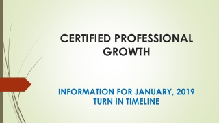 Advance Your HR Career with Professional Certification
