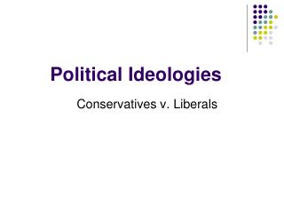 ideological patriot, conservative, liberal, activist essay In the united states there has never been a national political party called the conservative party all major american political parties support republicanism and the basic classical liberal ideals on which the country was founded in 1776, emphasizing liberty, the rule of law, the consent of the governed , and that all men were created equal [56.