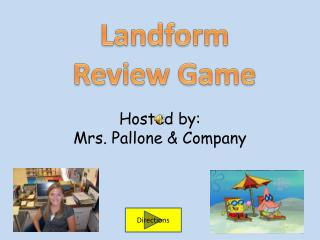 Hosted by:  Mrs. Pallone & Company