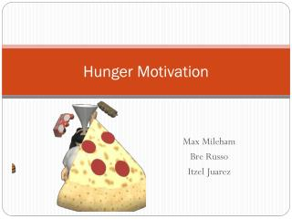 hunger motivation