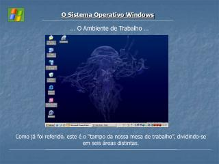 O Sistema Operativo Windows