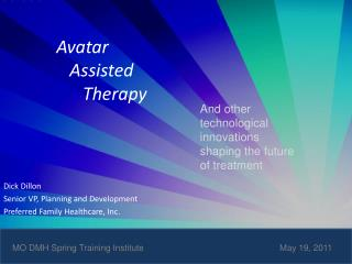 Avatar    Assisted       Therapy