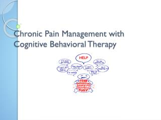 Chronic Pain Management with Cognitive Behavioral Therapy