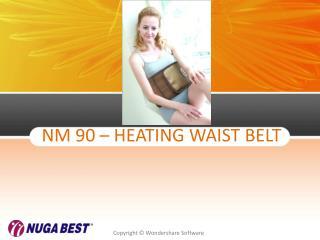 NM 90 – HEATING WAIST BELT