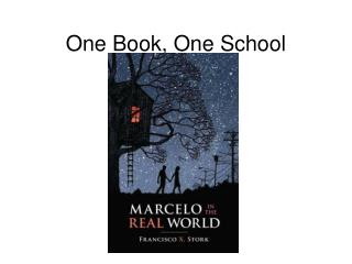 One Book, One School