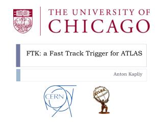 FTK: a Fast Track Trigger for ATLAS