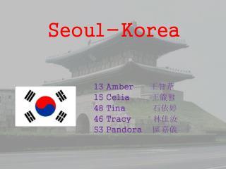 Seoul- Korea