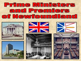 Prime Ministers and Premiers of Newfoundland
