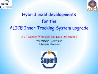 Hybrid  pixel  developments for the  ALICE Inner  Tracking  System upgrade