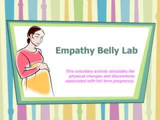 Empathy Belly Lab