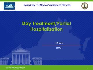 Day Treatment/Partial Hospitalization