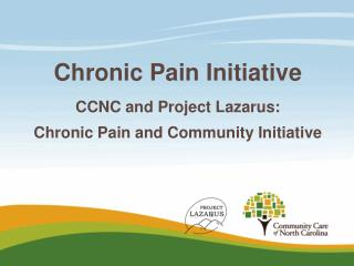 Chronic Pain Initiative