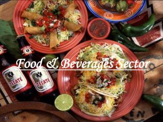 Food & Beverages Sector