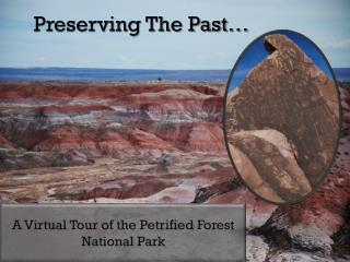 Preserving The Past…