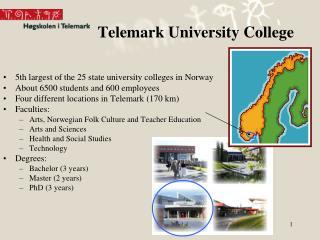 Telemark  University College