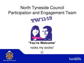 North Tyneside Council Participation and Engagement Team
