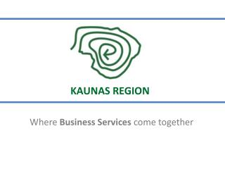 Where Business Services  come together