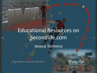 Educational Resources  on Secondlife.com