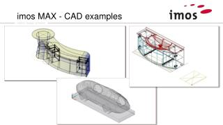 imos MAX - CAD examples