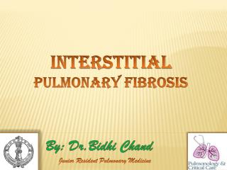 INTERSTITIAL  PULMONARY FIBROSIS