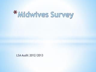 Midwives  Survey