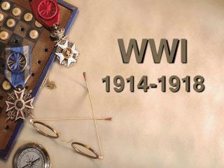 WWI 1914-1918