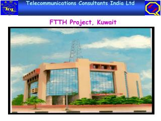 Telecommunications Consultants India Ltd