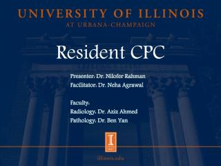 Resident CPC