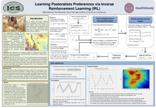 Learning Pastoralists Preferences via Inverse Reinforcement Learning (IRL)