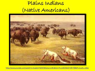 Plains Indians (Native Americans)