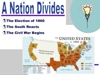A Nation Divides