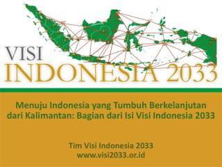 Tim Visi Indonesia 2033