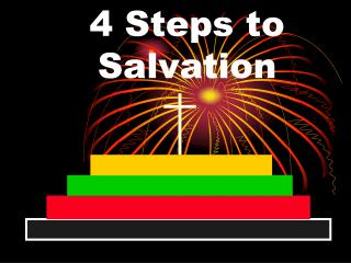 4 Steps to Salvation